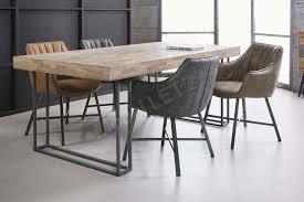 Zijlstra Tisch Jorben Teakholz Stahl Möbel Letz Ihr Online Shop