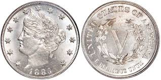 Liberty Nickels Price Charts Coin Values