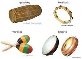 Pada lazimnya kegunaan alat musik melodis dipakai. Sebutkan 3 Alat Musik Ritmis Dan Cara Memainkannya