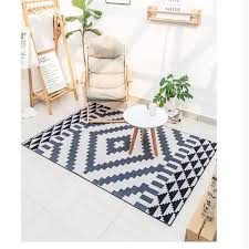 large size 160 x 230 cm europe modern nordic living room carpet bedroom floor area rugs home coffee table mat home decor rugs braided rug carpet binding