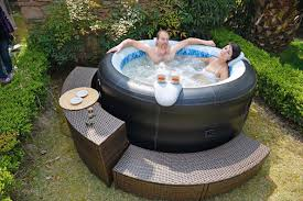 Outdoor Jacuzzi Others Portable Hot Tub Walmart For Delivers Relaxation