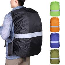 Light Waterproof Backpack Us 9 25 40 Off Women Men Waterproof Bag Rain Cover Reflective Light Waterproof Dustproof Backpack Rain Cover For Cycling Camping Hiking On
