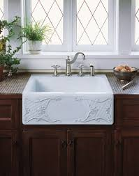 decoration using a front farmhouse sinks charming small kitchen entrancing small square stainless steel a front
