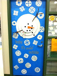 office door decorations for christmas. Christmas Door Decorating Ideas For Office Decorations