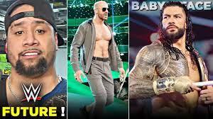 Roman Reigns BABYFACE Turn PLANS Leaked ...