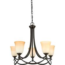 allen roth 14 light oil rubbed bronze chandelier traditional in