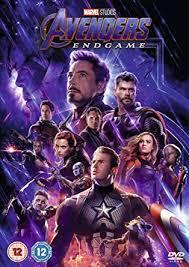 Marvel Studios Avengers Endgame Dvd 2019 Amazon Co Uk