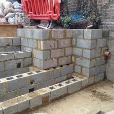 retaining walls london garden