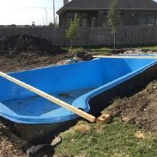 photo of affordable fiberglass pool san antonio tx united states fiberglass pools san antonio o41