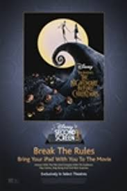 Second Screen Live: The Nightmare Before Christmas | St. Louis ...