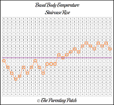 Basal Body Temperature Chart Patterns Parenting Patch