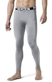Tesla Compression Size Chart Tesla Mens Thermal Wintergear Compression Baselayer Pants