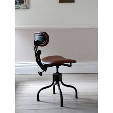 industrial office chairs. Unique Chairs Image Of Industrial Leather Desk Chair With Office Chairs