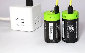 Buying Guide <b>ZNTER</b> 1.5V <b>6000mAh</b> Battery Micro USB ...