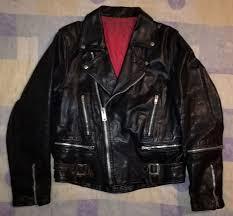 clothing moto star vintage uk motorcycle rockabilly leather jacket 1970