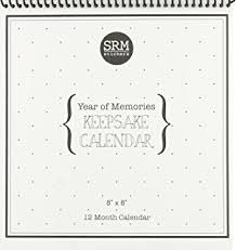 Amazon.com: Create Your Own Calendar - 12 X 12 Inches: Arts, Crafts ...