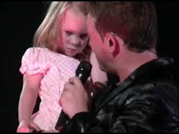 Johnny Reid dancing with his daughter, Ava - YouTube