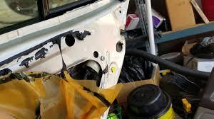 1998 2004 Lexus Gs Rear Door Actuator Replace Youtube