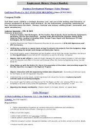 resume oil gas 2016 bdm updated