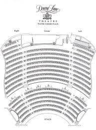 Water Tower Theater Seating Chart Chicago Theatre Charts 2019