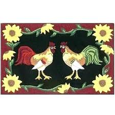 kitchen rooster rug washable rooster rugs for the kitchen imposing staggering at washable rooster rugs large