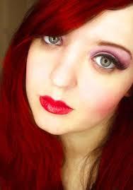 jessica rabbit makeup 1 2