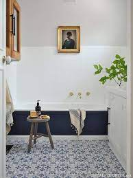 10 Bathroom Improvements That Only Took Paint Bob Vila