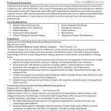 Labor And Delivery Nurse Cover Letter Nurse Manager Resume Nurse