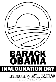 Small Picture Obama Logo Inauguration Day Coloring Page Woo Jr Kids Activities