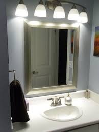 bathroom mirrors and lighting ideas. Bathroom Lighting Over Large Mirror Light Fixtures Above Led Ideas Mirrors And O