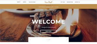 Restaurant Website Design 19 Winning Restaurant Website Designs 2019 Examples