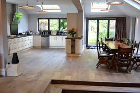 Of Kitchens With Wood Floors 3 Oak Kitchen Wood Flooring