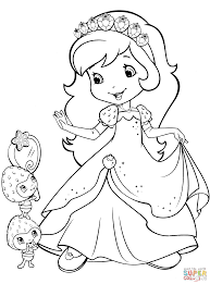 Small Picture Strawberry Shortcake coloring pages Free Coloring Pages