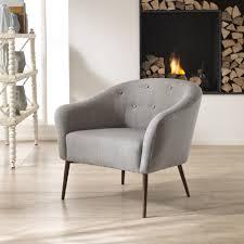 Fabric Armchair Achille Modern Design