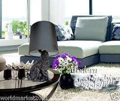 Image Is Loading European Style T8002 Black H 50cm Resin Fabric