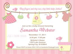 Free Printable Baby Shower Invitations For Girls Create Your Own Baby Shower Invitations Free Printable