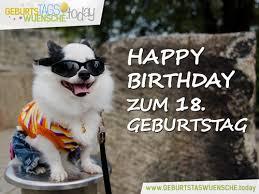 Lustige Sprüche Und Schöne Glückwünsche Zum 18 Geburtstag