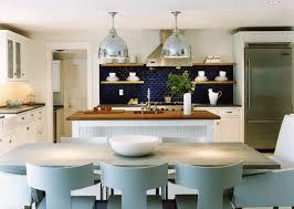 Pastel Kitchen Kitchen Navy Backsplash Rich Navy Backsplash Adds A Sophisticated