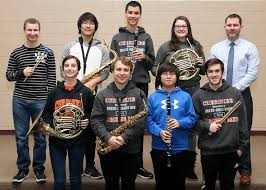 Cherokee High School Instrumental Students selected for All-South Jersey  Ensembles - The Sun Newspapers