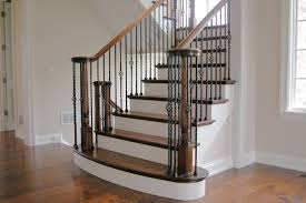 Custom Stair Remodel For Remodeling And New Construction Wood