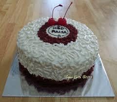Pesanan Red Velvet Cake Dapur Cetta