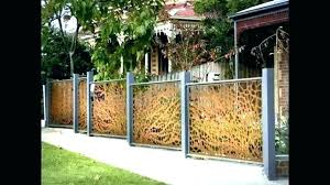 corrugated metal fence cost corrugated metal fence cost fence barrier to block street sounds the corrugated
