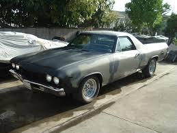 MadBlackElCo 1969 Chevrolet El Camino Specs, Photos, Modification ...