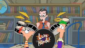 Phineas And Ferb Song  Back In Gimmelshtump  Songs From Movies I Phineas And Ferb Backyard Beach Lyrics