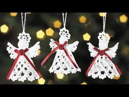 Christmas Special Crochet Angels Design Collection - YouTube