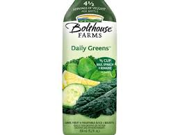 vegetable juice bolthouse farms daily greens