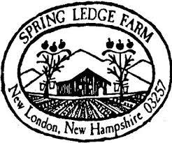 Spring Ledge Farm logo better homes and gardens re the milestone team blog on itemized bid worksheet