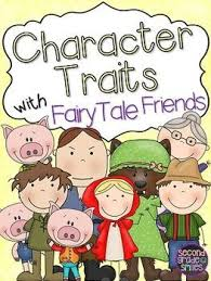students begin by describing themselves and their clmates using key voary and move on to familiar characters from their favorite stories