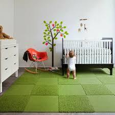 baby nursery floor ideas with carpet tile by flor