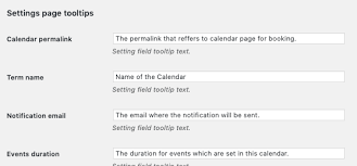 Calendars To Edit Appointments Booking User Calendar Admin Helping Users